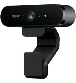 Webcam Logitech Brio Uhd 4k Usb Ultra Hd 4k