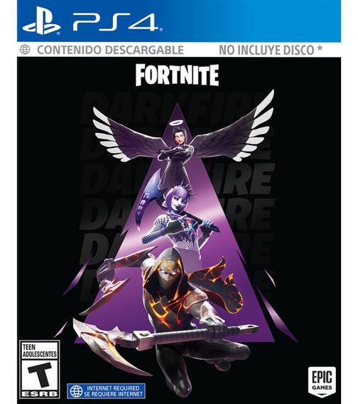 Juego Ps4 Epic Games Fornite Darkfire Bundle