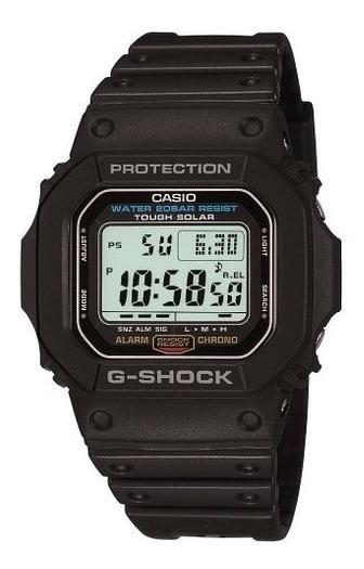 Relógio Casio G Shock 5600e-1dr Tough Solar Orignal Novo