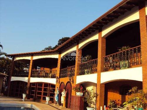 Chácara Com 10 Dorms, Loteamento Padovani, Itatiba - R$ 5 Mi, Cod: Ch087 - Vch087