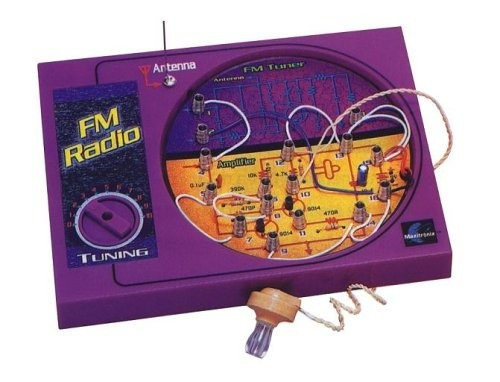 Kit De Experimento De Radio Fm Maxitronix