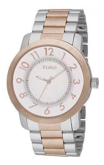 Relógio Euro Goes Feminino Eu2035gg/5k