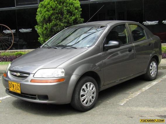 Chevrolet Aveo Famili 1500 Cc