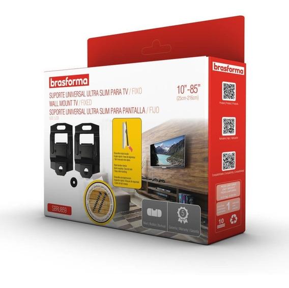 Suporte Para Tv Lcd Led Plasma Smart Tv 10 A 85 Polegadas