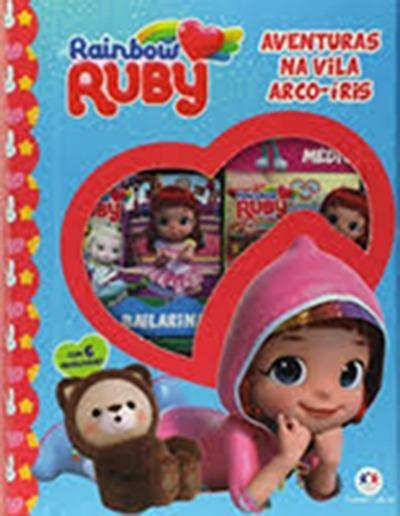 Rainbow Ruby - Aventuras Na Vila Arco-íris