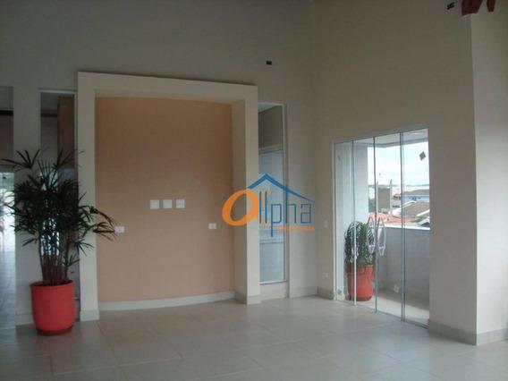 Apartamento Com 3 Dormitórios À Venda, 124 M² Por R$ 550.000 - Jardim Paulista - Atibaia/sp - Ap0911