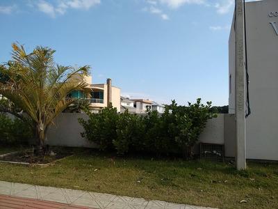 Terreno Em Condomínio Fechado À Venda No Bairro Vargem Grande Em Florianópolis. - 75918