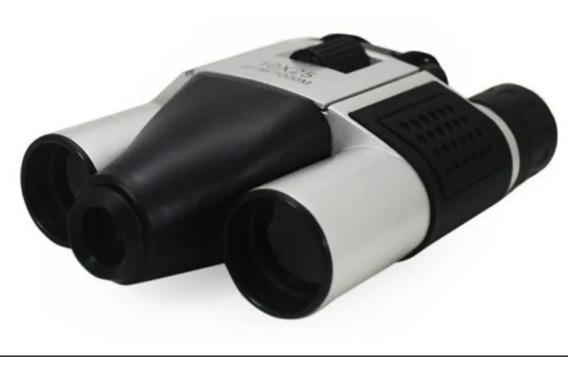 Binóculo Camera 10x25 Com Mini Câmera Filma E Tira Foto 1814