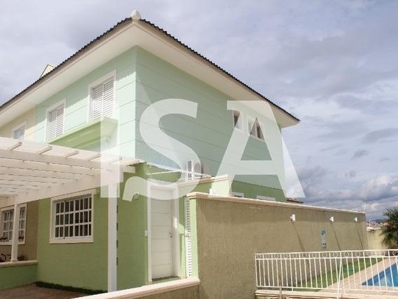 Casa Venda Condomínio La Residence Ll, Jardim Pagliato,sorocaba,lindo Sobrado Com 04 Dormitórios ,sala 02 Ambientes ,lavabo,cozinha Modulada - Cc02402 - 32295797