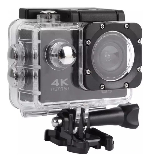 Câmera Filmadora Action Go-pro 4k Sport Wifi Prova Dágua