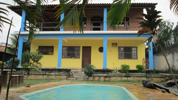 Excelente Casa Duplex Em Inoã Com Churrasqueira E Piscina - 29
