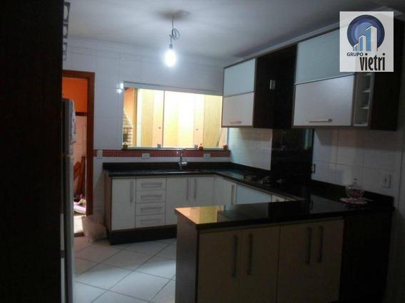 Sobrado Residencial À Venda 02 Suítes , Vila Mirante, São Paulo.aceita Financiamento! - So0684