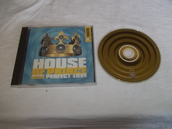 Cd - House Of Prince Featuring Dezlem - Perfect Love ( Raro)