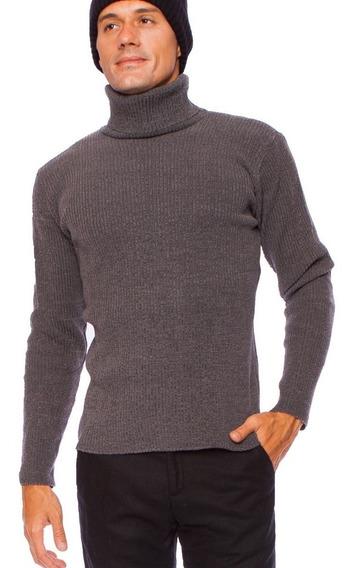 Cacharel Blusa Tricot Masculina Ref765+1meia Calça Termica