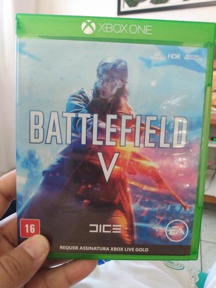 Jogo Battlefield 5 -midia Física - Xbox One