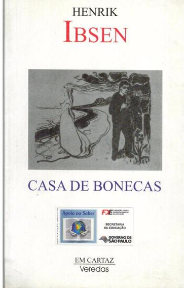 Livro Casa De Bonecas - Henrik