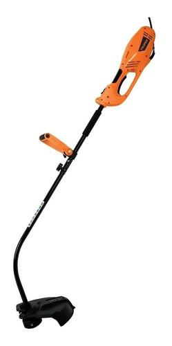 Imagen 1 de 2 de Desbrozadora de césped Truper DES-1000 1000W color negro y naranja 127V con accesorios