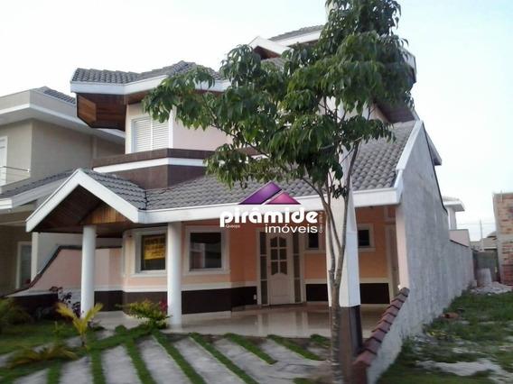 Casa Com 4 Dormitórios À Venda, 250 M² Por R$ 960.000,00 - Urbanova - São José Dos Campos/sp - Ca4805