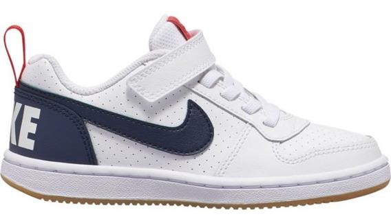 Zapatillas Nike Court Borough Low (psv) Niños 870025-105