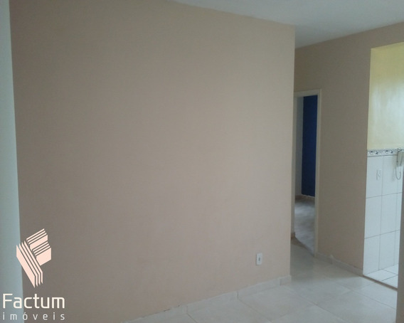 Apartamento Para Locação Parque Asteca Loteamento Industrial Machadinho, Americana - Ap00403 - 33351898