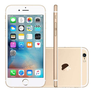 iPhone 6 Plus 16gb Dourado Original