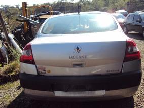 Renault Megane Sedan 1.6 16v 2010 Sucata P/ Retirar Peças