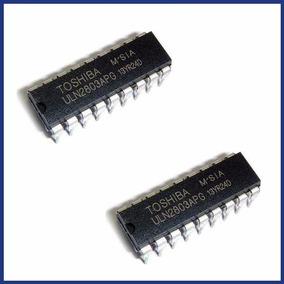 Ci Toshiba Uln2803a Uln2803apg Uln2803 Dip-18 Original