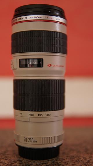 Lente Canon 70-200mm F/4