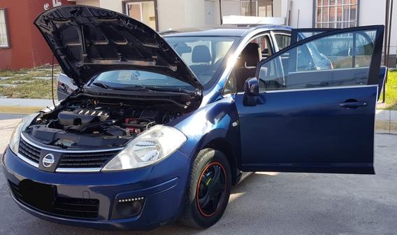 Nissan Tida Custom 6t/m A/c