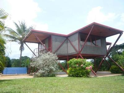 Rb En Venta Terreno 8934 Y Casa Con Arboles Frutales.