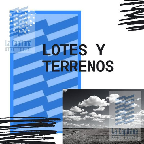 Terreno - Villa Urquiza -barzana Al 2100, Para 600m2 Vendibles