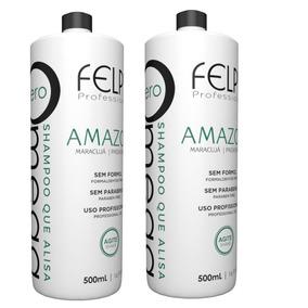 fe524332d Escova Progressiva Felps Sem Formol - Produtos de Cabelo no Mercado ...
