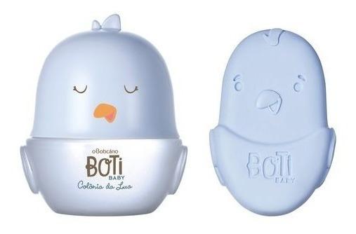 Kit Boti Baby Lua Boticário: Colônia + 2 Sabonetes Em Barra