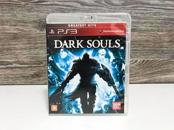 Dark Souls Ps3 - Mídia Física Português Orig - Playstation 3