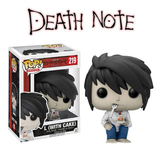 Funko Pop! L Con Torta (with Cake) 219 Death Note Ryuk