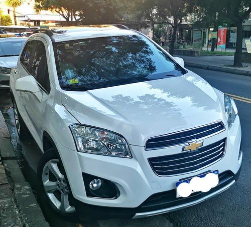 Chevrolet Tracker 1.8 Ltz+ Awd At 140cv 2016