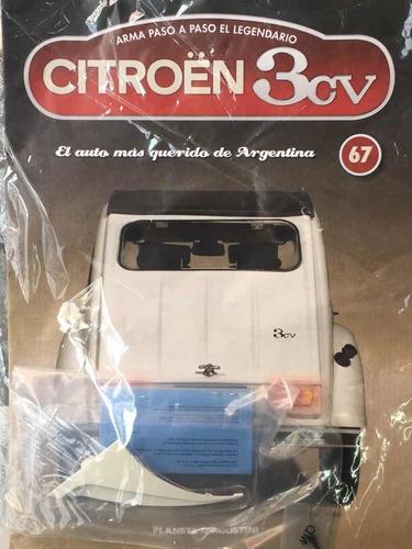 Arma Pasó A Paso El Legendario Citroen 3 Cv. Planeta. Núm 67
