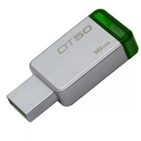 Pen Drive Pendrive 16 Gb Kingston Data Traveler Usb 3.1 Dt50