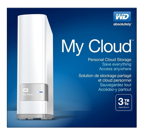 Hd Mycloud 3tb - Personal Cloud Storage