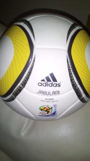 Balon adidas Mundial Sudafrica 2010 Coleccionistas #5 Nuevo