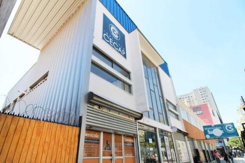 Edificio Centro Rancagua, Hoy Instituto