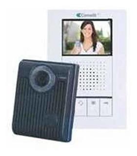 Kit De Intercomunicador De Video A Color A Manos Libres Come