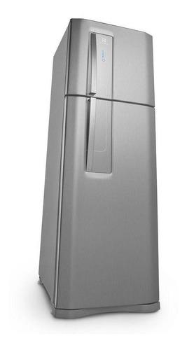 Geladeira/refrigerador 382 Litros 2 Portas Inox - Electrolux - 220v - Df42x