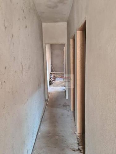 Casa Com 2 Dormitórios À Venda, 70 M² Por R$ 260.000,00 - Jardim Viel - Sumaré/sp - Ca1221