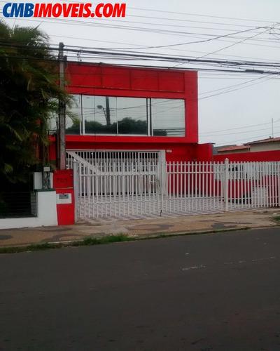 Imagem 1 de 7 de Salão Comercial A Venda Bonfim Campinas - Sl03373 - 32818006