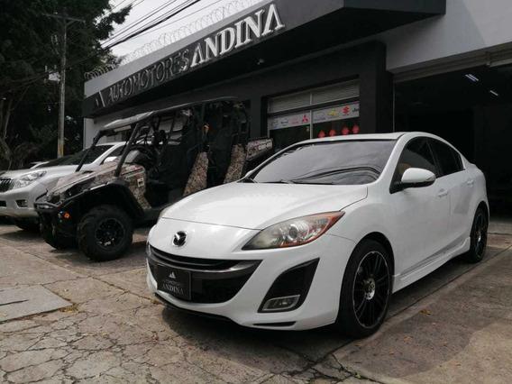Mazda 3 Sedan Automatica Sec 2011 2.0 Fwd 267