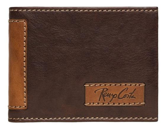 Billetera Para Hombre Renzo Costa-wp Etr-16 997144 D.brown/l