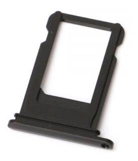 iPhone 8 Plus Bandeja Porta Sim Negro Charola Chip