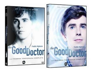 The Good Doctor, Temporada 1 - 2, Dvd