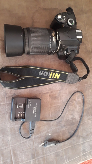 Nikon D60 + 55-200mm